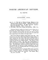 The North American Review : 1862 Oct. No... Volume Vol. 95 by