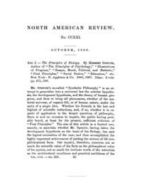 The North American Review : 1868 Oct. No... Volume Vol. 107 by