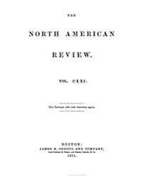 The North American Review : 1875 Oct. No... Volume Vol. 121 by