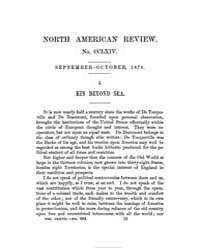 The North American Review : 1878 Sep. Oc... Volume Vol. 127 by