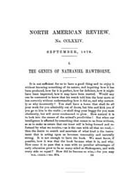 The North American Review : 1879 Sep. No... Volume Vol. 129 by