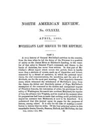 The North American Review : 1880 Apr. No... Volume Vol. 130 by