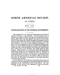 The North American Review : 1881 May No.... Volume Vol. 132 by