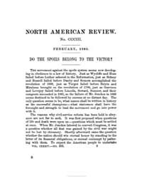 The North American Review : 1882 Feb. No... Volume Vol. 134 by