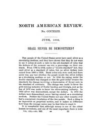 The North American Review : 1885 Jun. No... Volume Vol. 140 by