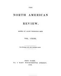 The North American Review : 1886 Jul. No... Volume Vol. 143 by