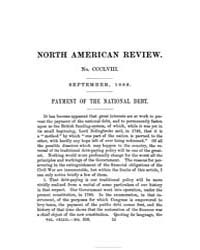 The North American Review : 1886 Sep. No... Volume Vol. 143 by