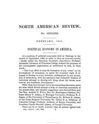 The North American Review : 1887 Feb. No... Volume Vol. 144 by