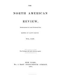 The North American Review : 1891 Jul. No... Volume Vol. 153 by