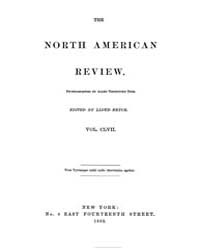The North American Review : 1893 Jul. No... Volume Vol. 157 by