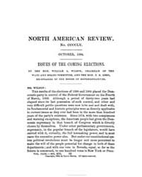 The North American Review : 1894 Oct. No... Volume Vol. 159 by