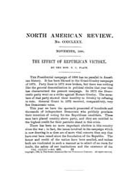The North American Review : 1896 Nov. No... Volume Vol. 163 by