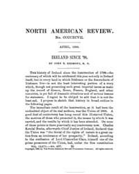The North American Review : 1898 Apr. No... Volume Vol. 166 by