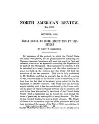 The North American Review : 1898 Oct. No... Volume Vol. 167 by