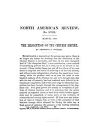 The North American Review : 1899 Mar. No... Volume Vol. 168 by