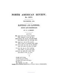 The North American Review : 1899 Nov. No... Volume Vol. 169 by