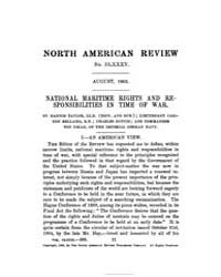 The North American Review : 1905 Aug. No... Volume Vol. 181 by