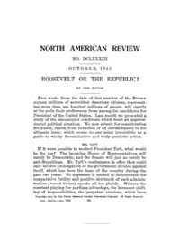 The North American Review : 1912 Oct. No... Volume Vol. 196 by