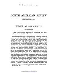 The North American Review : 1914 Sep. No... Volume Vol. 200 by