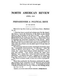 The North American Review : 1916 Apr. No... Volume Vol. 203 by