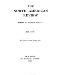 The North American Review : 1916 Jul. No... Volume Vol. 204 by