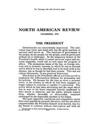 The North American Review : 1919 Nov. No... Volume Vol. 210 by