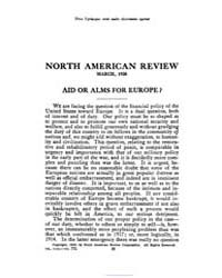 The North American Review : 1920 Mar. No... Volume Vol. 211 by