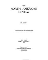 The North American Review : 1921 Jul. No... Volume Vol. 214 by