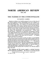 The North American Review : 1921 May No.... Volume Vol. 213 by