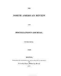 The North American Review and Miscellane... Volume Vol. 5 by