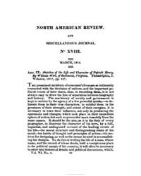 The North American Review and Miscellane... Volume Vol. 6 by