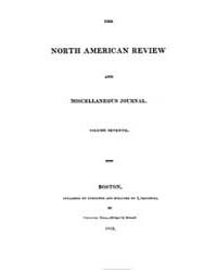 The North American Review and Miscellane... Volume Vol. 7 by