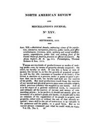 The North American Review and Miscellane... Volume Vol. 9 by