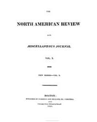 The North American Review and Miscellane... Volume Vol. 10 by