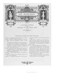 The Workshop ; Volume 13 : No 3 : 1880 by