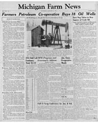 Michigan Farm News : Volume Xxix, Number... by Michigan State University