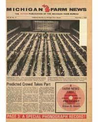 Michigan Farm News : Volume 43, Number 1... by Michigan State University