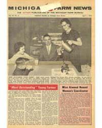 Michigan Farm News : Volume 43, Number 4 by Michigan State University