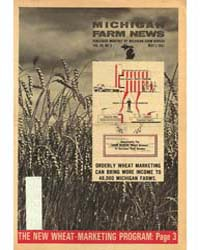 Michigan Farm News : Published Monthly, ... by Michigan State University