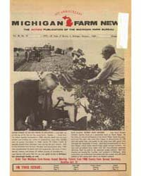 Michigan Farm News : the Action Publicat... by Michigan State University