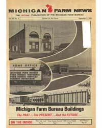 Michigan Farm News : the Action Publicat... by Michigan State University