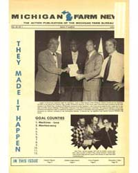 Michigan Farm News : Volume 52, Number 1 by Michigan State University