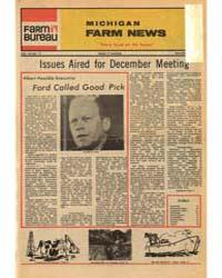 Michigan Farm News : Volume 52, Number 1... by Michigan State University