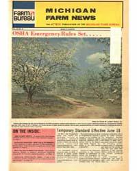 Michigan Farm News : Volume 52, Number 6 by Michigan State University