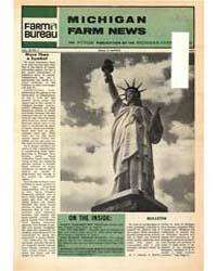 Michigan Farm News : Volume 52, Number 7 by Michigan State University