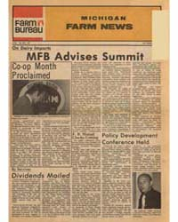 Michigan Farm News : Volume 34, Number 1... by Michigan State University