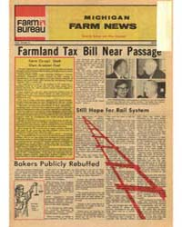 Michigan Farm News : Volume 53, Number 4 by Michigan State University