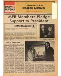 Michigan Farm News : Volume 53, Number 9 by Michigan State University