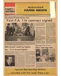 Michigan Farm News : Volume 54, Number 1... by Michigan State University