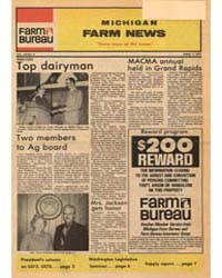 Michigan Farm News : Volume 54, Number 4 by Michigan State University